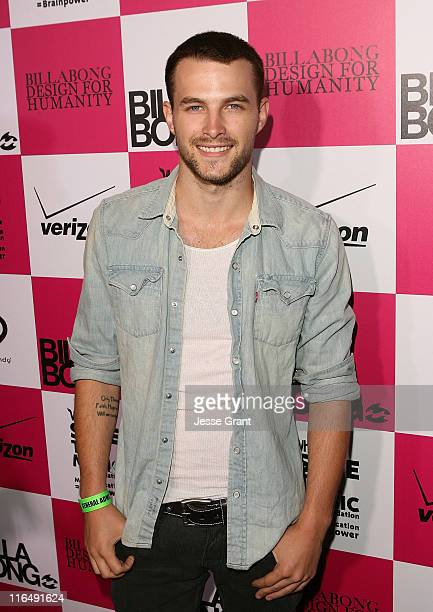 James Preston arrives at Billabong's 5th Annual Design for Humanity Celebration held at Paramount Studios on June 15, 2011 in Hollywood, California.