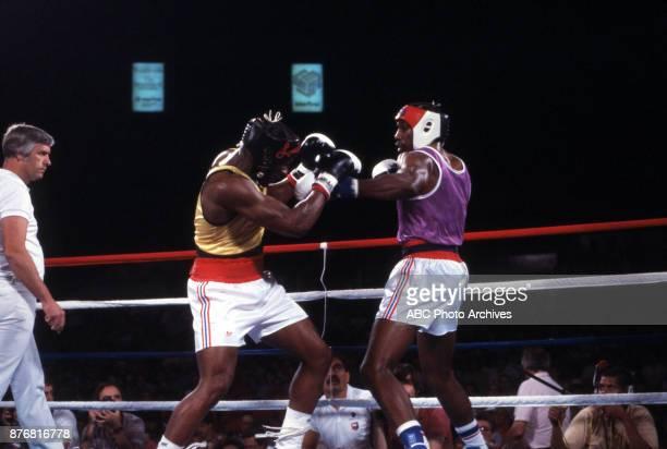James Pritchard Henry Tillman at Summer Olympics boxing trials Memorial Sports Arena