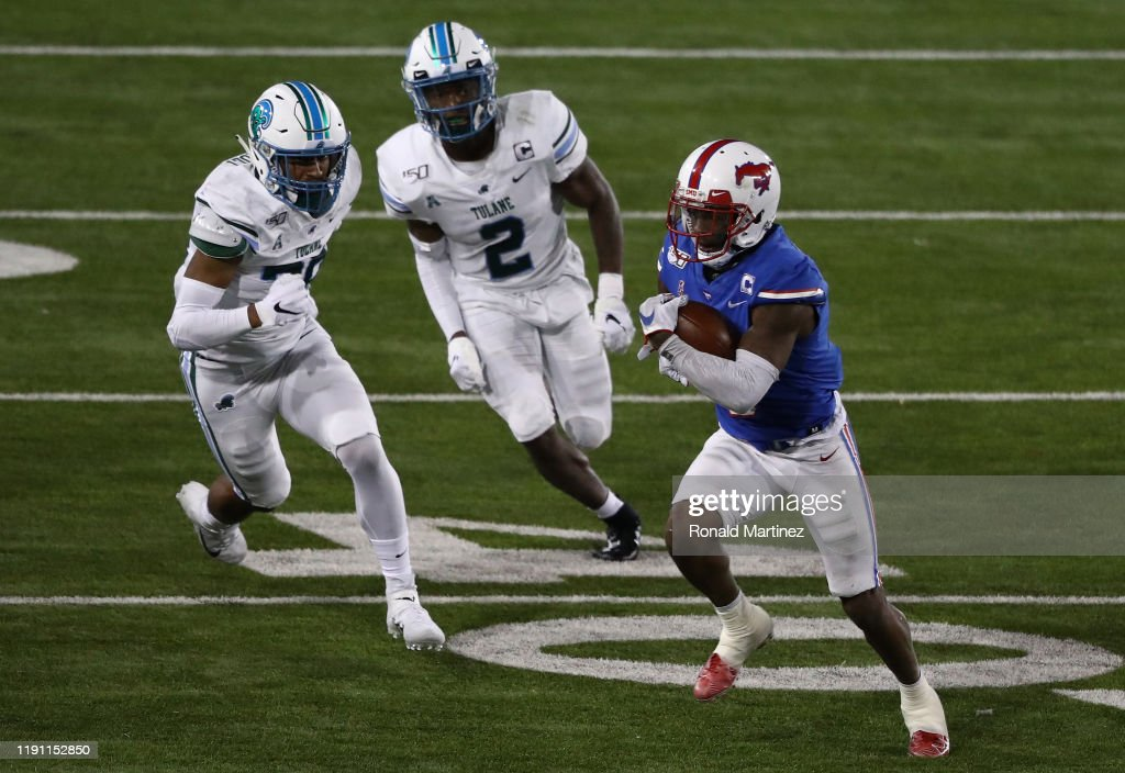 Tulane v SMU : News Photo