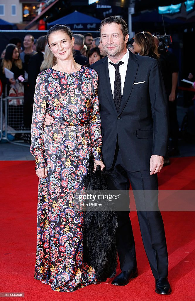 """High-Rise"" - Red Carpet - BFI London Film Festival : News Photo"
