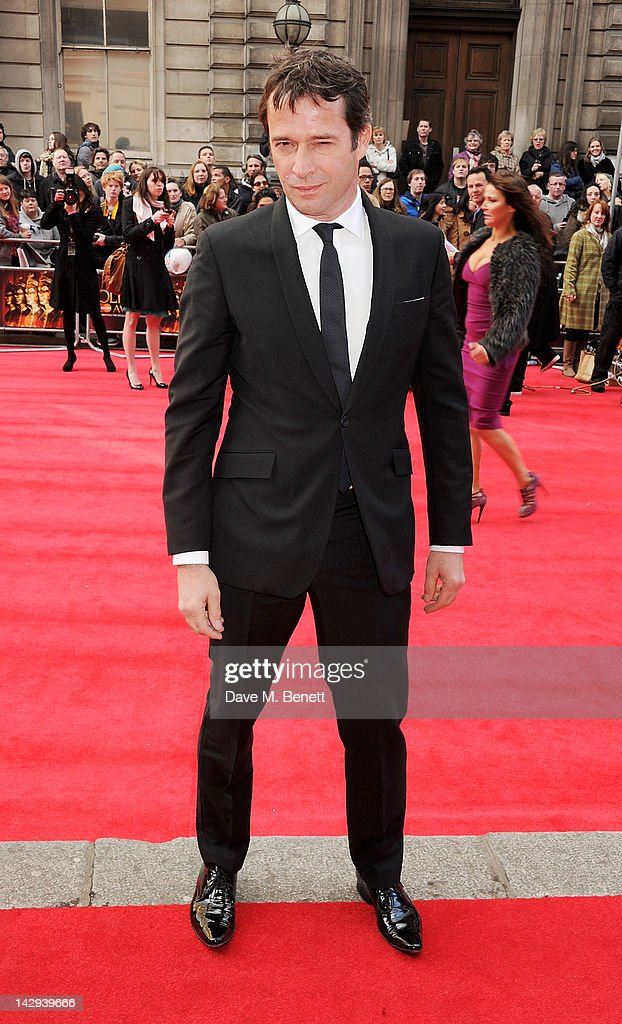 Olivier Awards 2012 - Inside Arrivals : Photo d'actualité