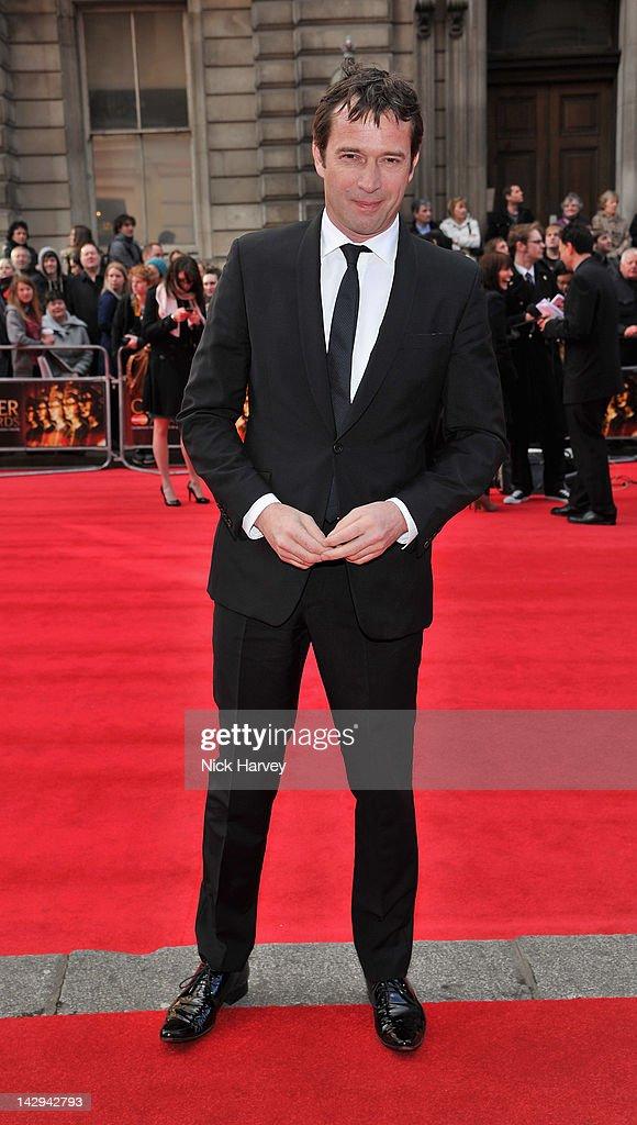 Olivier Awards 2012 - Inside Arrivals : Photo d'actualité