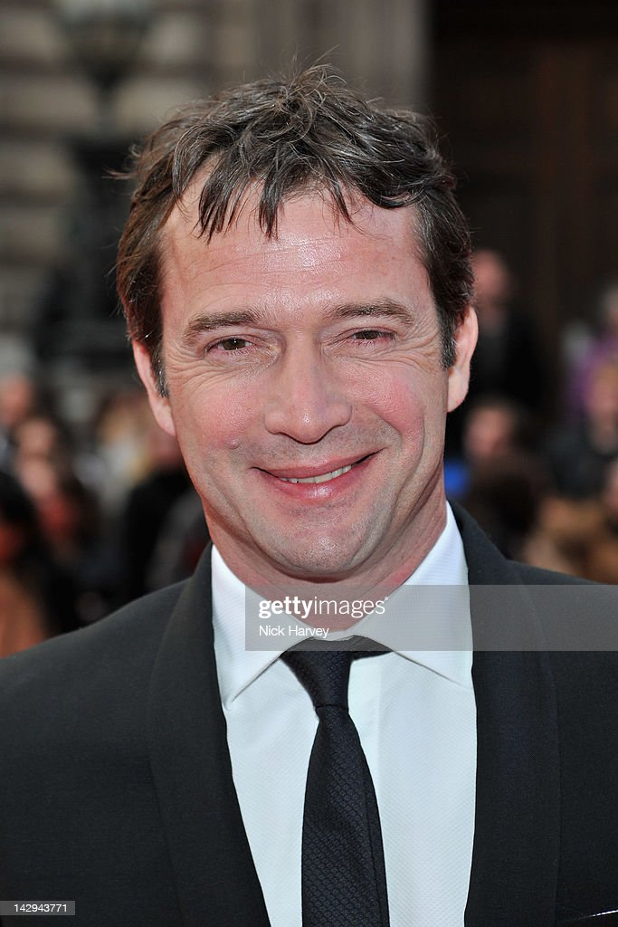 Olivier Awards 2012 - Inside Arrivals : News Photo