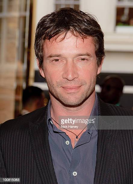 James Purefoy attends the launch of the Louis Vuitton Bond Street Maison on May 25 2010 in London England
