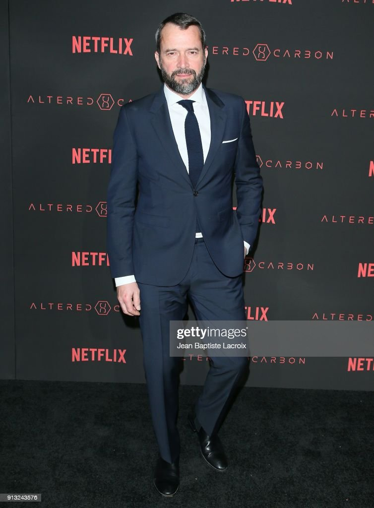 "Premiere Of Netflix's ""Altered Carbon"" - Arrivals"