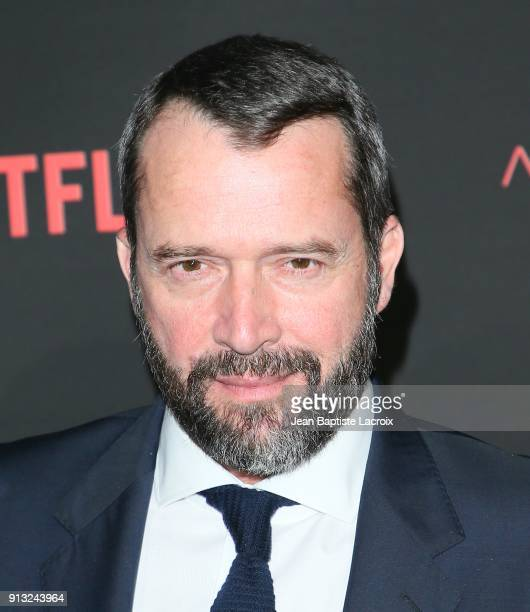 James Purefoy attends the World Premiere of the Netflix Original Series 'Altered Carbon' on February 1, 2018 in Los Angeles, California.