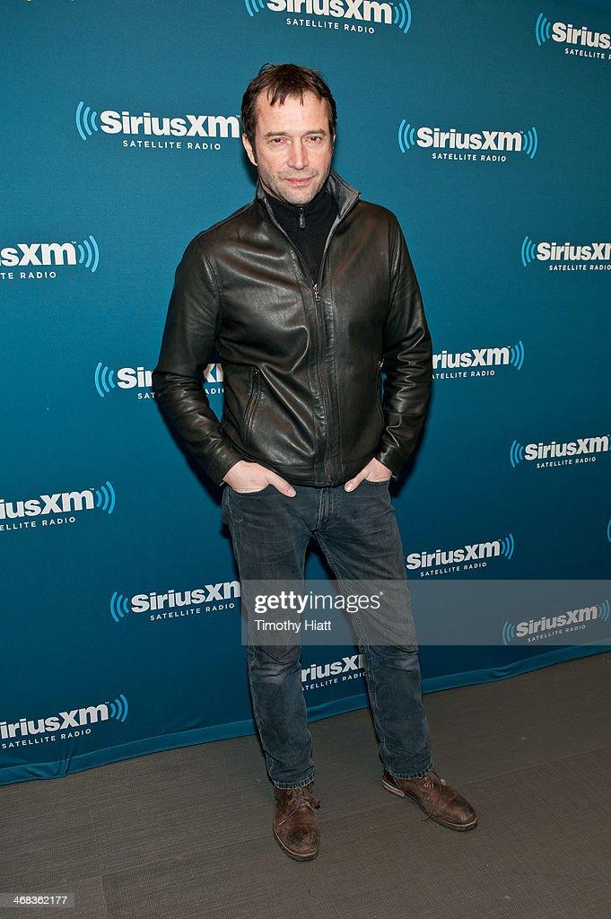 Celebrities Visit SiriusXM Studios - February 10, 2014
