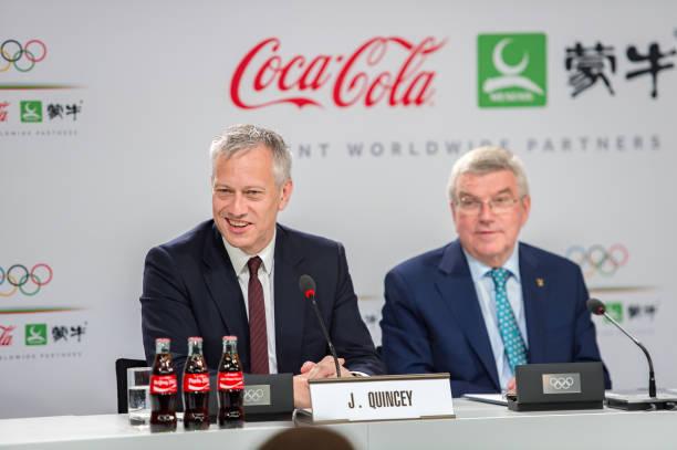 CHE: IOC Announcement - Press Conference