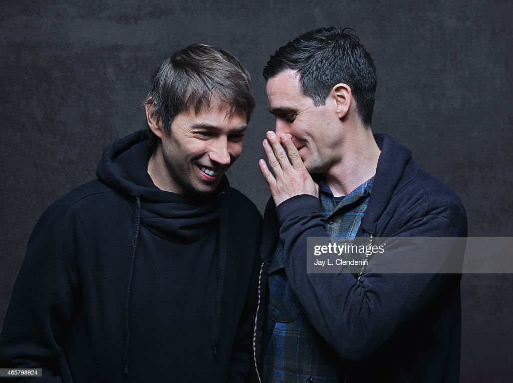 James Ransone and Sean Baker from the film 'Tangerine' pose for a portrait for the Los Angeles Times at the 2015 Sundance Film Festival on January 24, 2015 in Park City, Utah. PUBLISHED IMAGES.