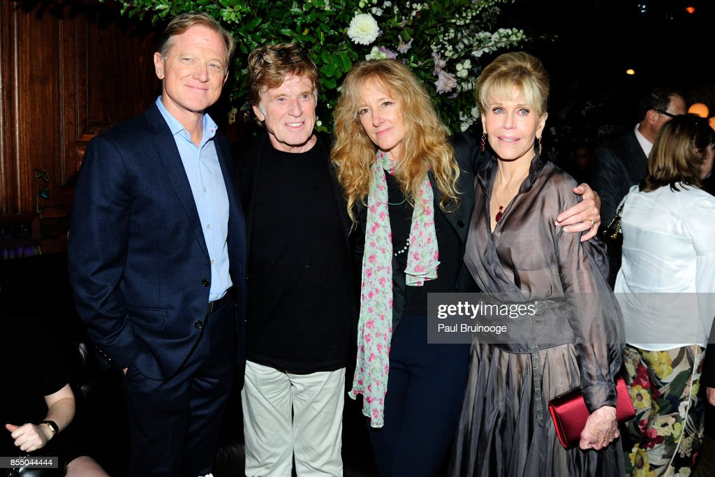 "Netflix hosts the after party for the New York Premiere of ""Our Souls at Night"" : News Photo"
