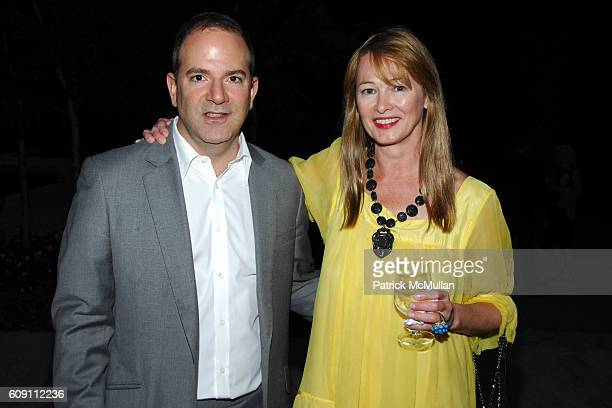 James Reginato and Kimberly DuRoss attend Dinner for RICHARD SERRA SCULPTURE FORTY YEARS Hosted by MoMA and LVMH at The Museum of Modern Art on May...