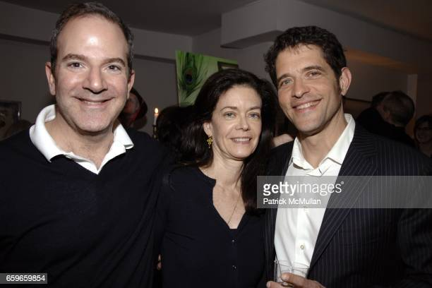 James Reginato Shelly Wanger Brad Gooch attend Patricia Bosworth and Joel Conarroe host party for BRAD GOOCH'S new book FLANNERY A LIFE OF FLANNERY...