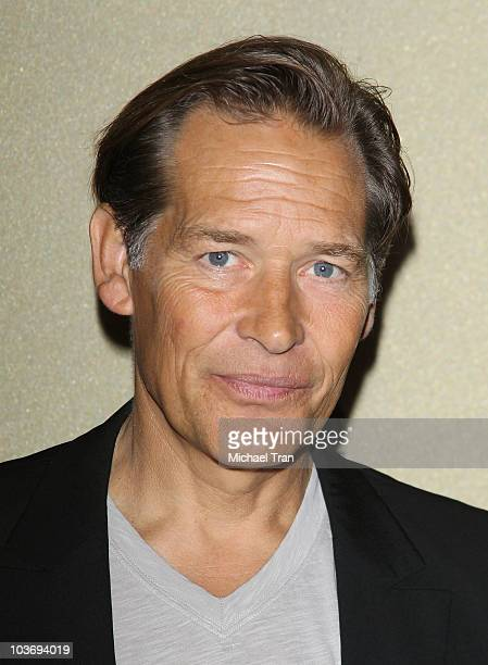 James Remar arrives at the Entertainment Weekly and Women In Film preEMMY party held at The Sunset Marquis Hotel on August 27 2010 in West Hollywood...