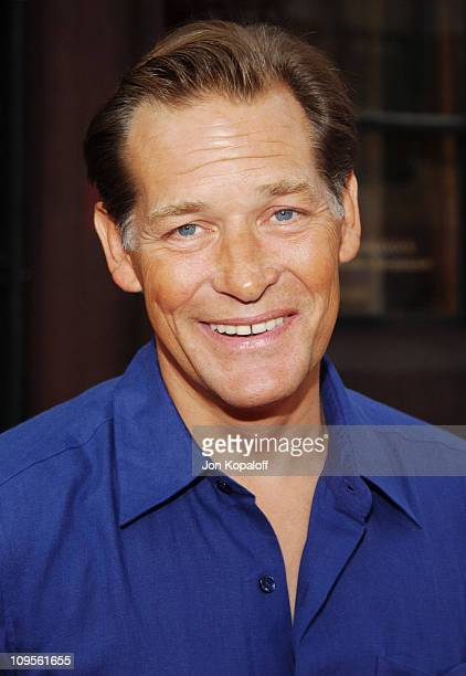 James Remar during 2004 Fox AllStar Party at 20th Century Fox Studios in Los Angeles California United States
