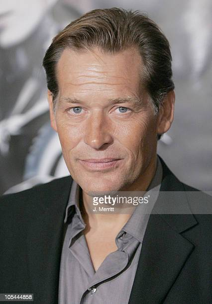 James Remar during Blade Trinity Los Angeles Premiere Arrivals at Grauman's Chinese Theater in Hollywood California United States