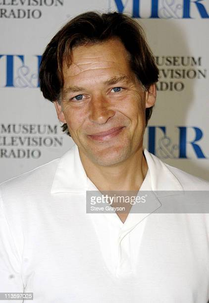 James Remar during The Museum of Television Radio's First Annual Celebrity Golf Classic at Riviera Country Club in Pacific Palisades California...