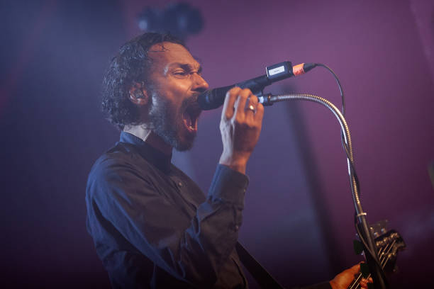 DEU: Emil Bulls Perform In Berlin