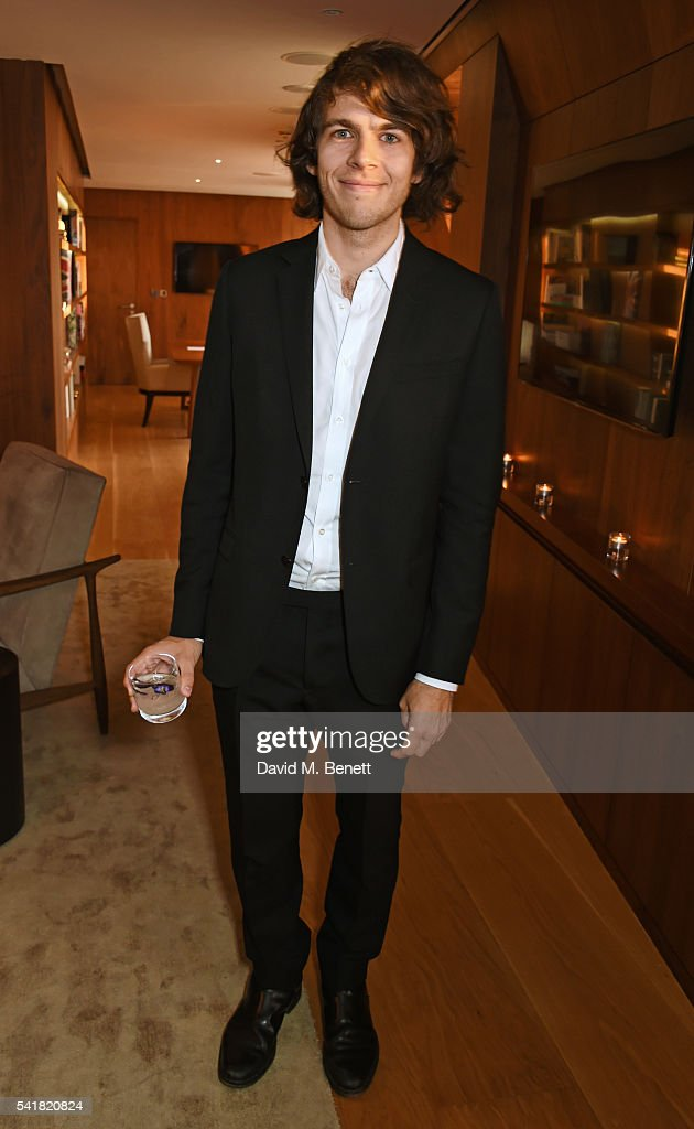 The London EDITION Summer Solstice Dinner Hosted By Leith Clark & Violet Book : News Photo