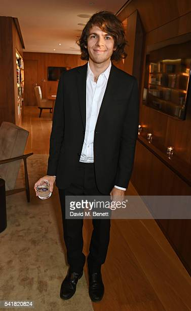 James Righton attends The London EDITION's Summer Solstice Dinner hosted by Leith Clark Violet Book on June 20 2016 in London England