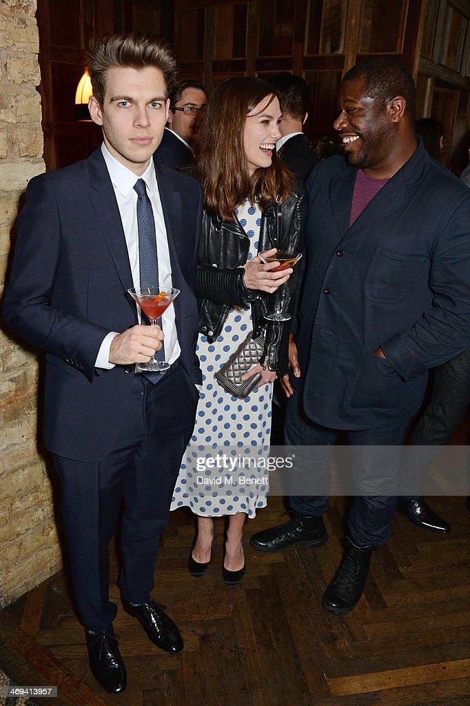 Harvey Weinstein's Pre-BAFTA Dinner In Partnership With Burberry & Grey Goose