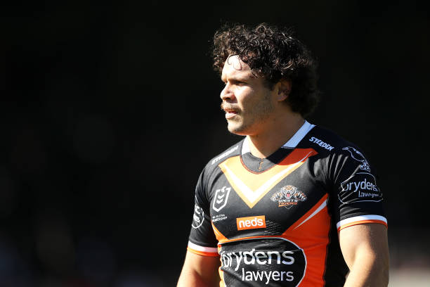 AUS: NRL Trial Match - Wests Tigers v Sea Eagles