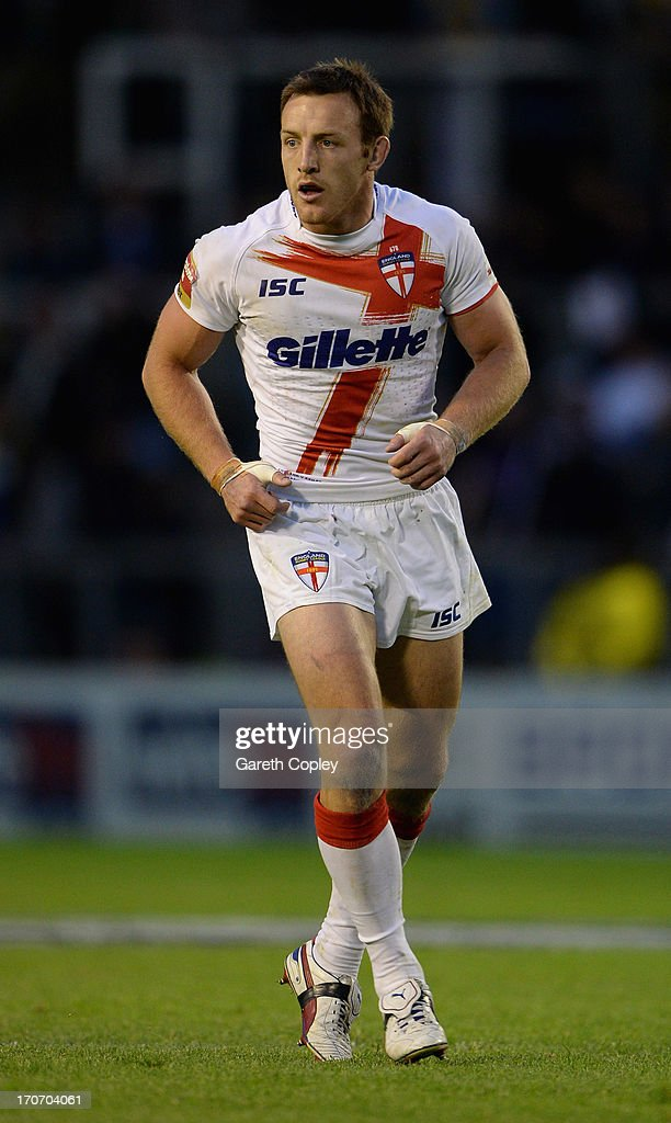 England v Exiles - International Origin Match : News Photo