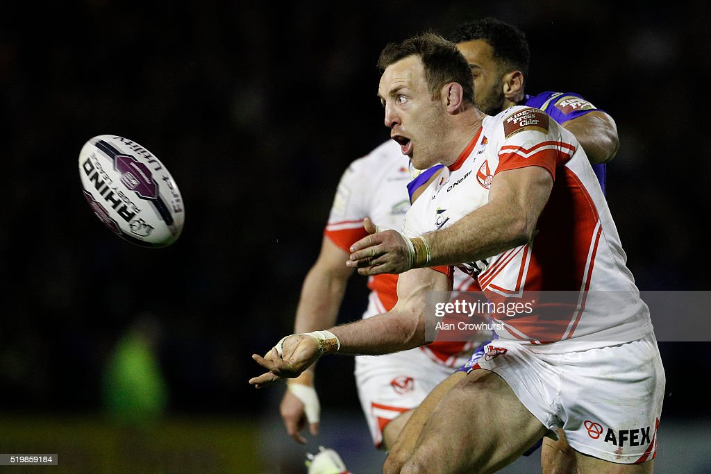Warrington Wolves v St Helens - First Utility Super League