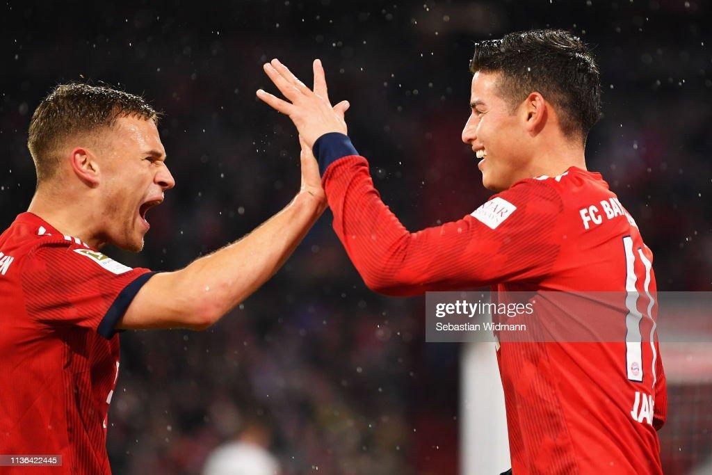 DEU: FC Bayern Muenchen v 1. FSV Mainz 05 - Bundesliga
