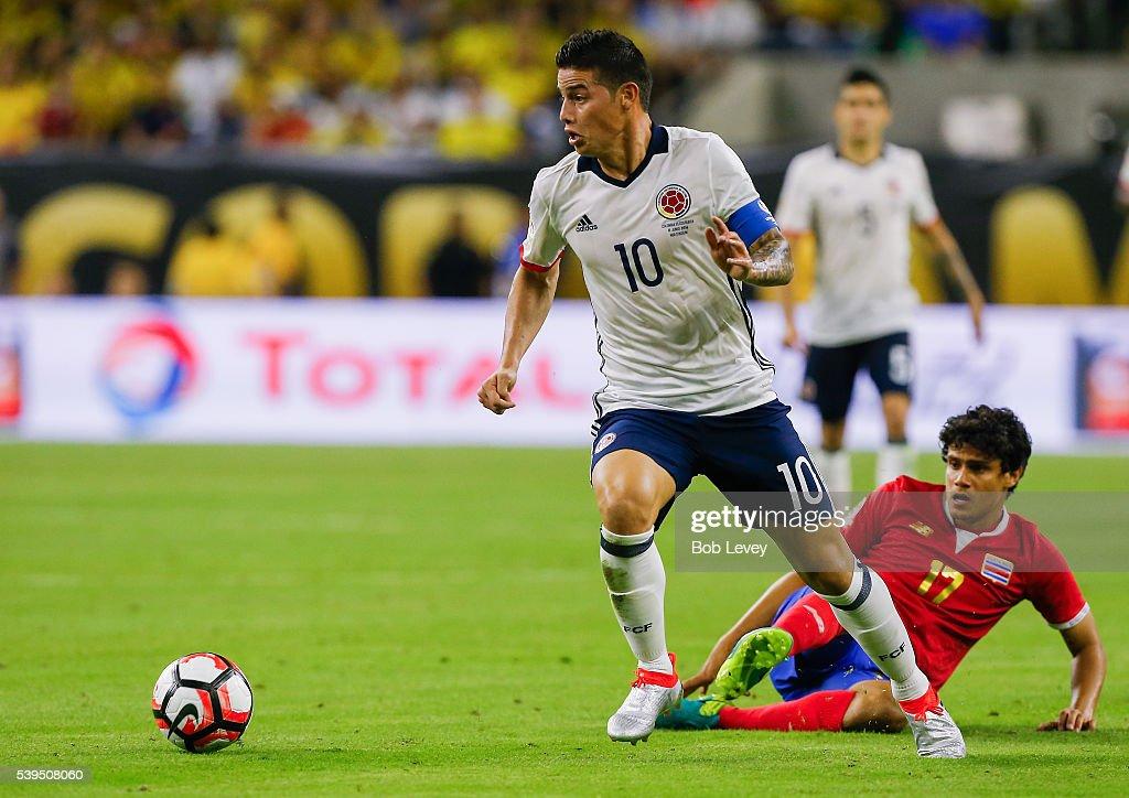 Colombia v Costa Rica: Group A - Copa America Centenario : News Photo
