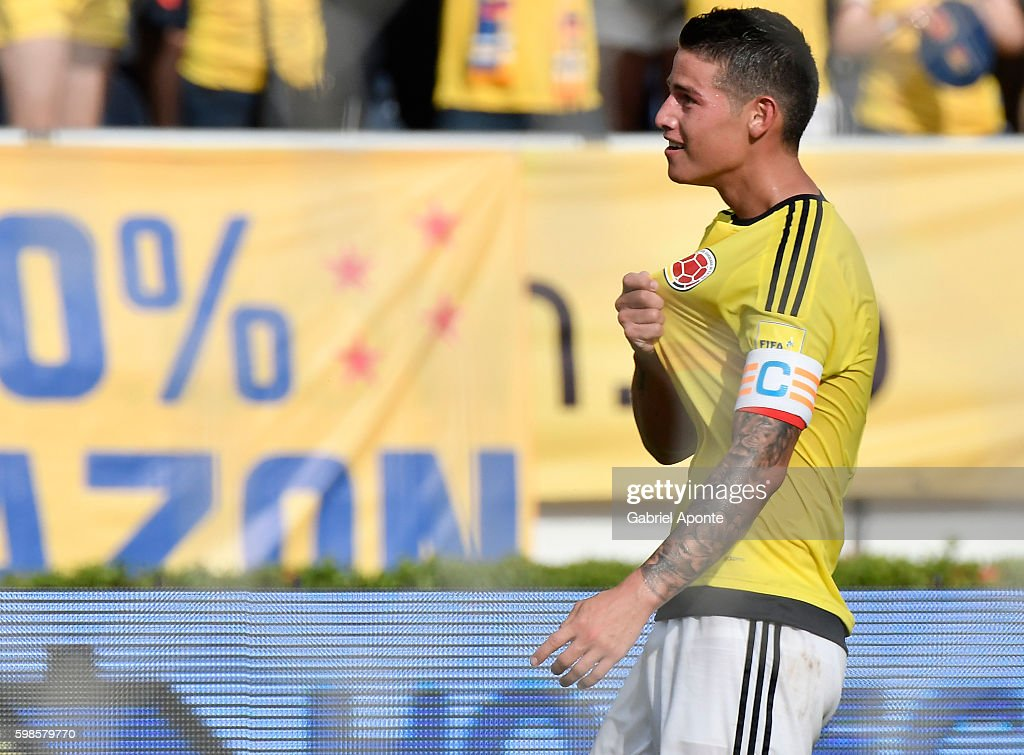 Colombia v Venezuela - FIFA 2018 World Cup Qualifiers