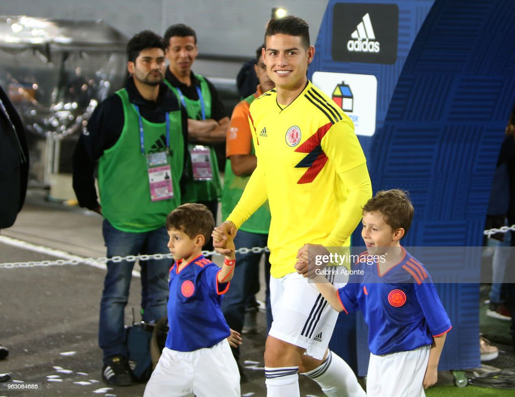 Colombia Open Training Session : ニュース写真