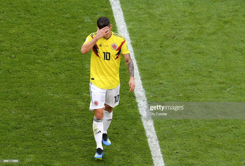 Senegal v Colombia: Group H - 2018 FIFA World Cup Russia : News Photo