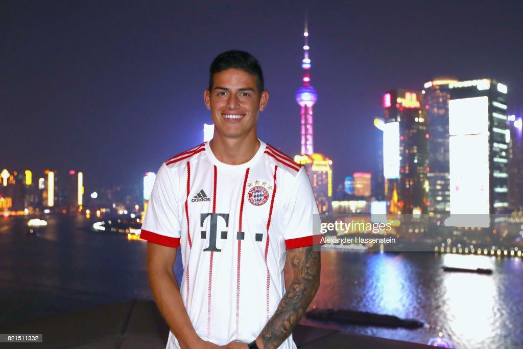 FC Bayern Muenchen Audi Summer Tour - Day 5