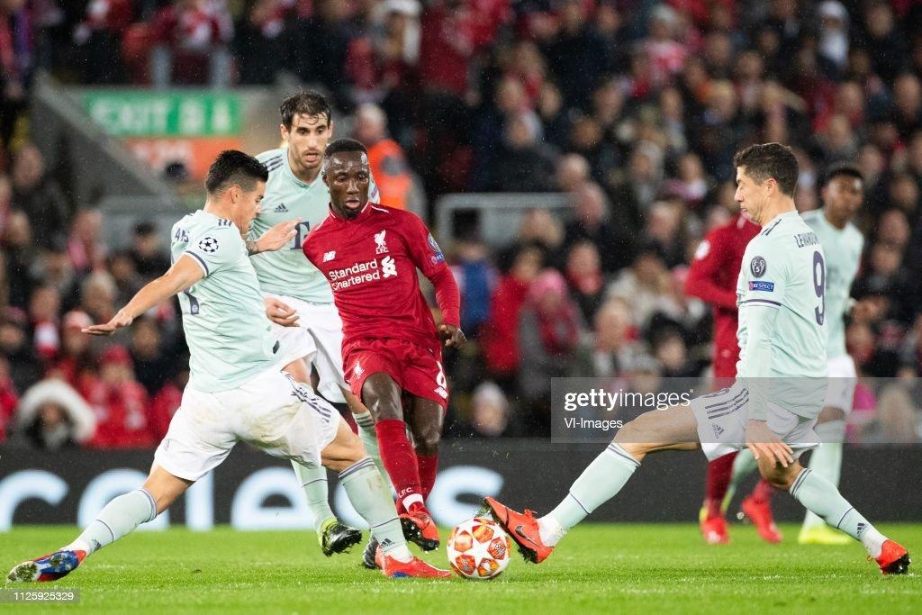 """UEFA Champions League""""Liverpool FC v Bayern Munich"""" : News Photo"""