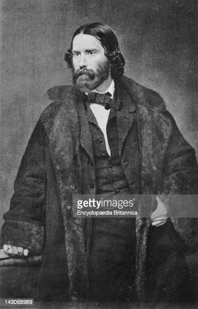 James Russell Lowell James Russell Lowell Photographed By Mathew Brady Between 1855 And 1865 Lowell Was An American Poet Critic Essayist Editor And...