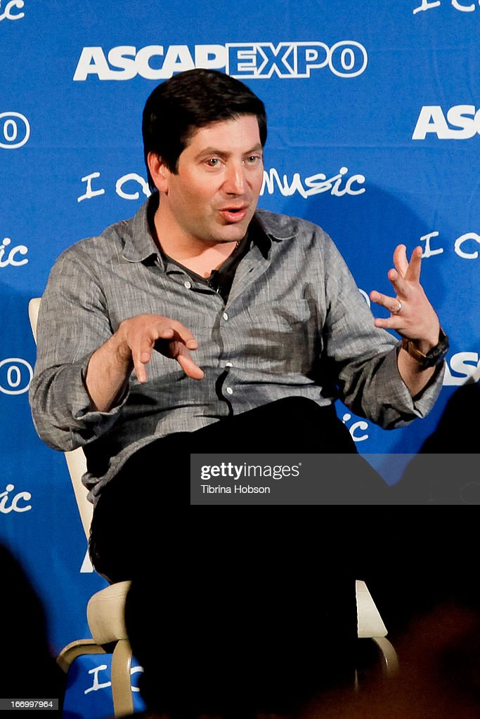 James S. Levine attends the 2013 ASCAP 'I Create Music' Expo at Loews Hollywood Hotel on April 18, 2013 in Hollywood, California.