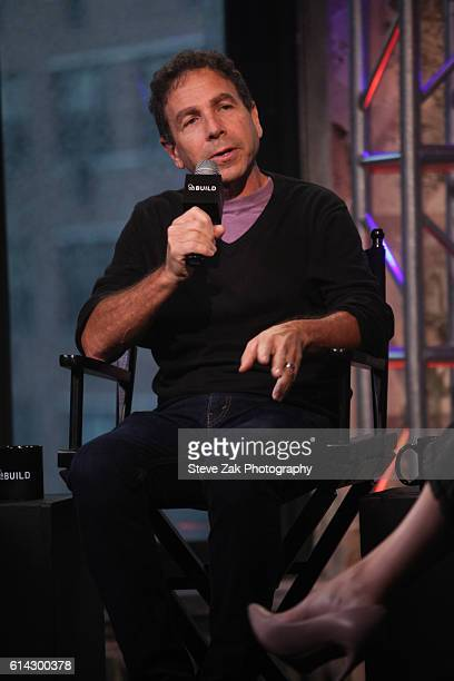 James Sadwith attends Build Series to discuss his new movie 'Coming Through The Rye' at AOL HQ on October 13 2016 in New York City