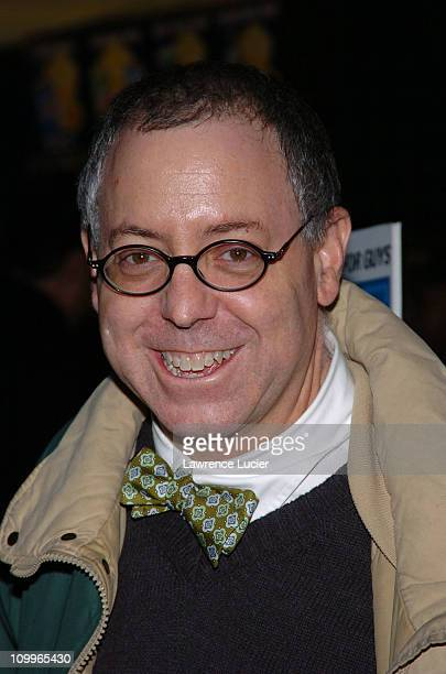 James Schamus copresident of Focus Features during Assault on Precinct 13 New York City Special Screening at Clearview Chelsea West Cinemas in New...