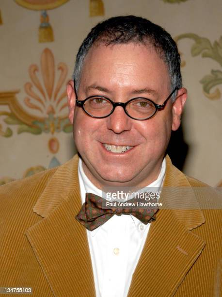James Schamus during 2004 Writers Guild of America East Awards Arrivals at Pierre Hotel in New York City New York United States