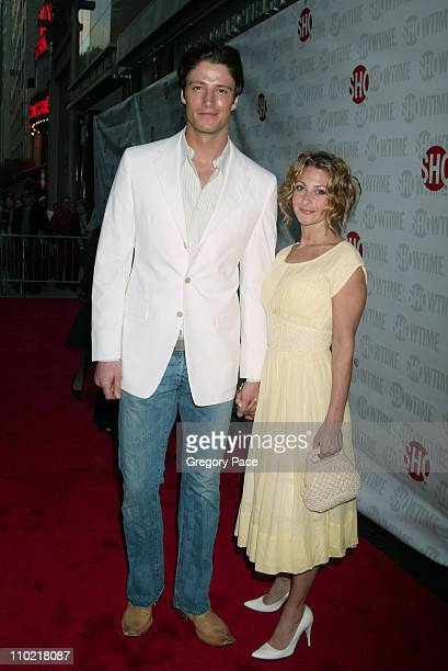 James Scott and Misha Anderson during Reefer Madness Showtime's New York Premiere at Directors Guild of America Theater in New York City New York...