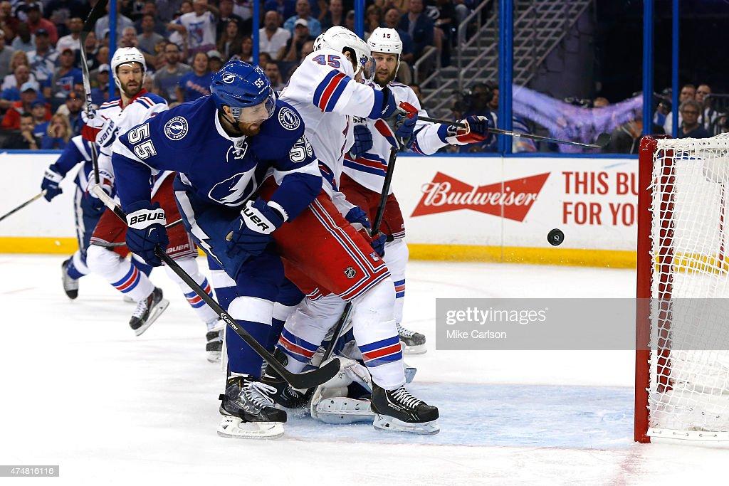 New York Rangers v Tampa Bay Lightning - Game Six : ニュース写真