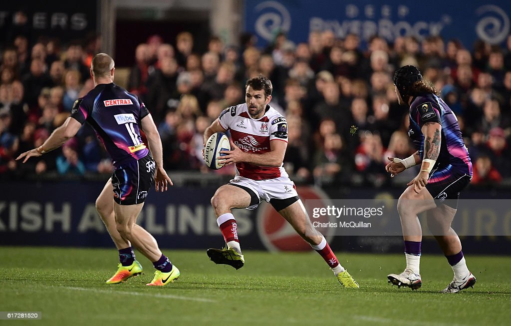 Ulster Rugby v Exeter Chiefs - European Rugby Champions Cup