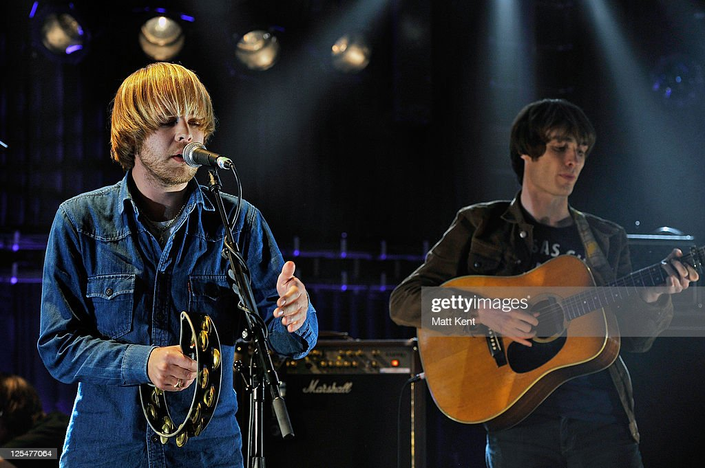 Barclaycard Mercury Prize Session with The Coral and The Joy Formidable