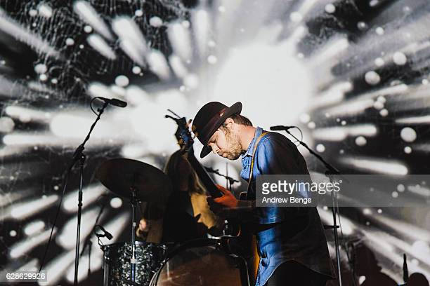 James Skelly of the Coral performs at O2 Academy Leeds on December 8 2016 in Leeds England
