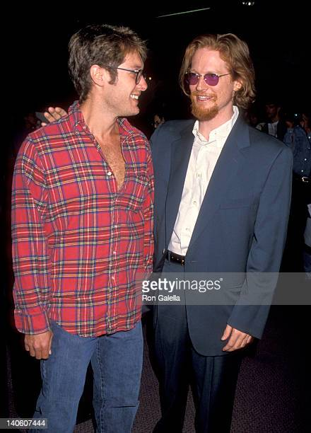 James Spader and Eric Stoltz at the Premiere of 'Sleep with Me', Pacific Design Center, West Hollywood.