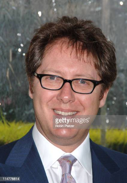 James Spader during ABC Upfront 2006/2007 Arrivals at Lincoln Center in New York City New York United States