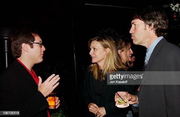 James Spader Michelle Pfeiffer and David E Kelley
