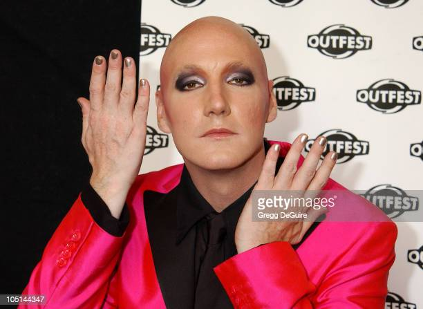 James St James during The Opening Night Gala of OUTFEST featuring 'Party Monster' in Los Angeles California United States