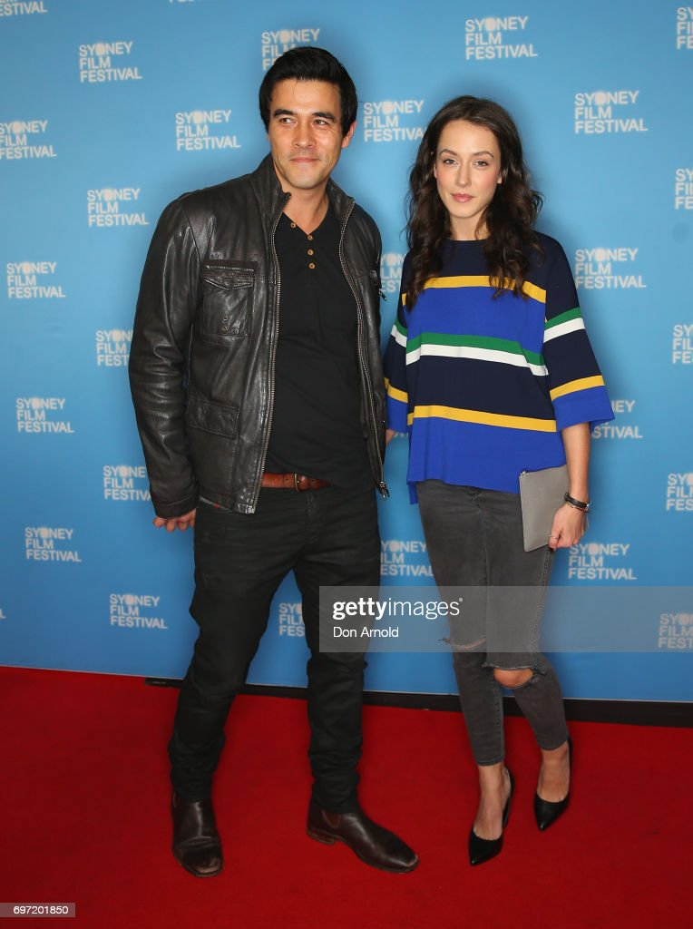 James Stewart and Isabella Giovinazzo arrive ahead of the Sydney Film Festival Closing Night Gala and Australian premiere of Okja at State Theatre on June 18, 2017 in Sydney, Australia.