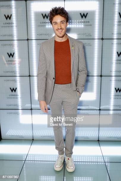James Stewart attends the official launch of The Perception at The W Hotel on November 7 2017 in London England